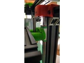 blv linear guide endstop 3d printer accuracy aluminium profile aluminum extrusion benchmark ben levi blv blv mod corexy core xy fast gates gt2 hypercube hypercube evolution linear rail mgn mgn12 workbench