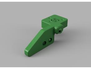 artillery genius - swx1 filament sensor holder artillery genius artillery swx1