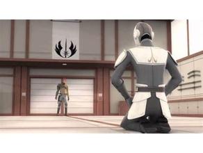 Jedi Tempel Banner Vorlage Jedi Jedi Ritter Krieg Sterne Star Kriege Jedi
