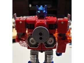 Transformer earthrise optimus Prime Anhänger Anhängerkupplung optimus Prime Transformer Transformatoren erdrosseln