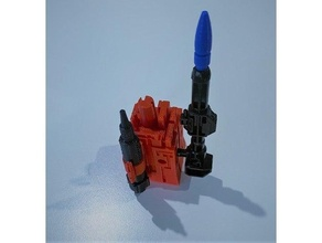 Transformer Krieg Cybertron Waffe Turm