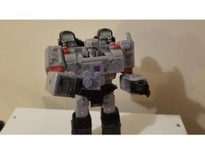 Transformer Belagerung Hand gehaltenen refraktor Kamera