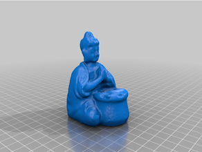 buda2 digitalizador makerbot Varredura