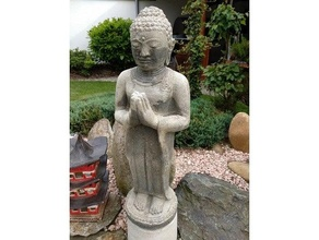 Buda pedestal