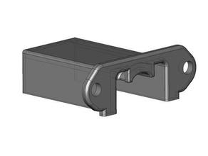 ender 3 pró cabo canal protetor cobrir fecho eclair gravata monte controle caixa cabos canal cobrir ender3 ender3 pró