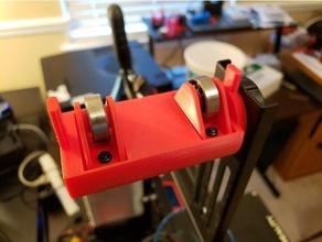 ender 3 2019 filament bobine titulaire soutien double roulements 50 mm 608 palier palier ender ender3 ender 3 filament bobine titulaire soutien bobine titulaire soutien