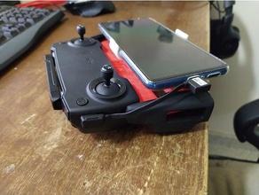 mavic series diy remote holder accessories accessory diy dji mavic drone gadget mavic mavic mini mavic pro remote smartphone holder smartphone stand