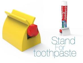 Stand Zahnpasta Tube Halter Unterstützung Presse Stand Zahnpasta Zahnpasta Zahnpasta Presse
