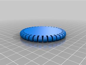 personalizado circular banda pulseira personalizado
