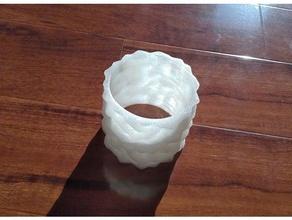 perlin barulho cilindro pulseira cilindro matemática barulho perlin perlin barulho anel