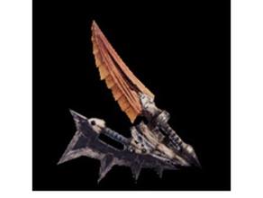 mhw doble cuchillas Blizzaroth dnd dnd mini dnd apuntalar monstruo cazador