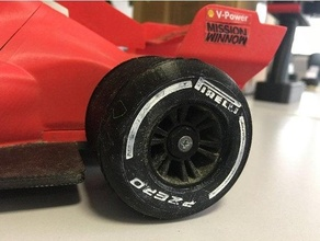 openrc f1 norme profil pneus moule arrondi version