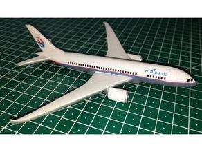 boeing 787 8 turborreactor cuchillas avión línea avión boeing jet modelo avión pasajero