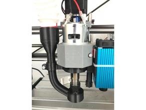 cnc 3018 Vakuum Tube länger Schraube Adapter