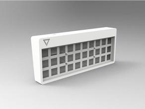 void30 30 ortholinear Tastatur Kirsche handverdrahtet Tastatur mechanisch olkb ortholinear Profi Mikro qmk Schalter