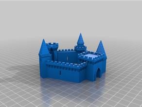 personalizado grandioso castillo generador personalizado
