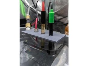 sensor sonda serbatoio coperchio acquaponica acquario coltura idroponica makerfarm serbatoio acqua
