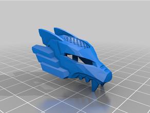 Held Fabrik 30 Wolf Helm Bionikel ccbs Held Fabrik Lego