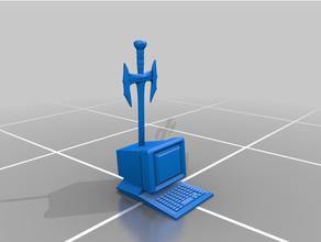 épée bureaux journée emploi logo dnd Bureau Podcast
