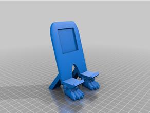 téléphone supporter chevet table bureau