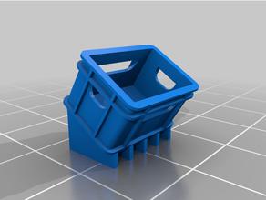 plastico caja 2 escala 1 35 135 accesorios accesorios caja diorama maqueta militar miniatura modelo