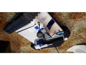 staind xl rc tank automated rubber band gatling gun