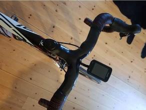 garmin edge mount fork bicycle garmin mount