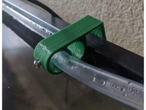 1 2 pollice tubo flessibile acquario titolare supporto acquario tubo flessibile barriera corallina
