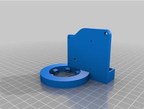 x5sa aktualisiert Kühler 5015 Gebläse montieren