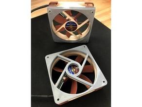 120mm pc Ventilator Abstandshalter 120mm Fall Mantel Ventilator Ventilator Ventilator Leitung Ventilator Abstandshalter