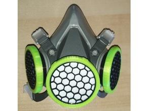 3m Maske Filter Ersatz 3m 6000 6500 7500 7800 FF 400 Serie Coronavirus Baumwolle Covid Covid 19 Covid19 Covidmask DIY Staub Filter Gas Lunge bilden Maske Pad Partikel
