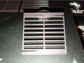 5x5 muschio sporgenza Presto cravatta acquario muschio muschio sporgenza