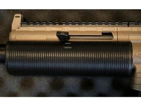 gsg 16 handguard - mp5sd style firearm gsg gsg 16 gsg-16 handguard