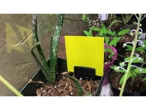 sticky trap holder flypaper fly trap fruit fly trap gnat gnats sticky trap trap yellow sticky board