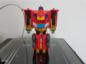 Transformator g1 Pyro Funke Taille Autobot Transformer Transformer g1 Transformer Spielzeug