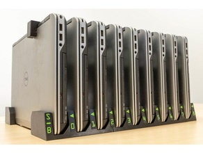 dell latitude rack cluster 19 inch rackmount cabinet cluster cluster computing dell dell 7440 e7440 hpc laptop laptop stand latitude latitude 7440 latitude e7440 network networking rack rack rackmount rack mount server server farm server rack vertical laptop stand vertical stand