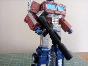 Transformer earthrise 5mm kompatibel Ion Gewehr optimus Prime optimus Prime Transformer