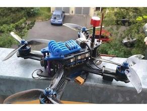 hskrc 210 gopro GPS montieren 210 bn180 Kamera montieren Diydronen Drohne dronefpv Drohne Rennen fpv fpv Kamera fpv Kamera montieren gopro montieren GPS GPS bn180