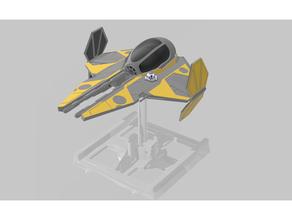 Jedi interceptor sw x wing tmg tmg x wing xwing tmg