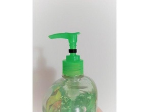 el dezenfektan pompa sınırlayıcı şişe temiz koronavirüs kovid el pompa dezenfektan Su pompa