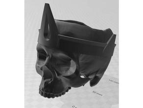 kill leader apex legends skull remix apex apex legend apex legends apex legends prop art bowls desk toy human skull pencil holder pen holder skull