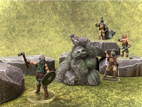 trollstone 28mm 30mm 32mm impérios jogos tabuleiro dnd dnd miniatura masmorras masmorras dragões fantasia Frostgrave jogos jogos jogos miniatura miniaturas monstro Mordheim mito mitologia nórdico nórdico