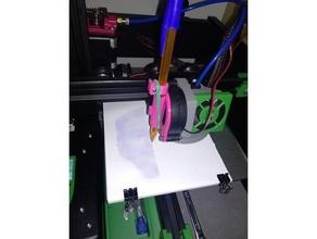 boli bic plotter bic bic pen boli bic dibujo 3d draw draw 3d printer draw machine plotter 3d