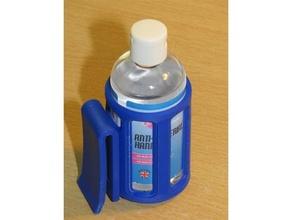 Gürtel Clip Halter Unterstützung klein Gel Flasche Gürtel Clip Coronavirus Covid Gel Halter Unterstützung schrubben Virus waschen