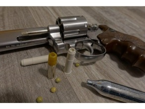 6mm airsoft bullet shells revolver max 3 joules 6mm airgun airsoft bullet bullets co2 dan wesson hlsen luftpistole patrone shrouds softair