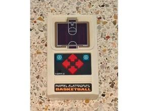 batería reemplazo cubierta carcasa funda mattel Clásico Mano electrónico baloncesto juego 1978