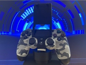 ps4 controller phone holder dualshock ps4 controller ps4 mount