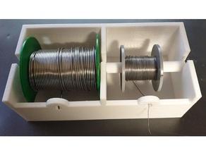 dual solder holder dispenser solder solder holder solder tin solder tin holder solder tool tin tin holder