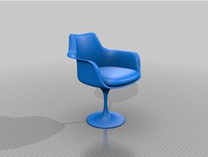tulipa cadeira arquitetura cadeira Projeto