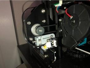 3dfused eksen limit değiştirmek son ray mk2 3dfused Creality cr20 ender3 ender3pro limit anahtarı Demiryolu eksen xaxis